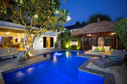 Bali Villa holiday in Paradise-Luxurious affordable accommodation