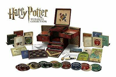 SEALED HARRY POTTER WIZARD'S COLLECTION BOXED SET LIMITED & NUMBERED 31-DISC SET comprar usado  Enviando para Brazil