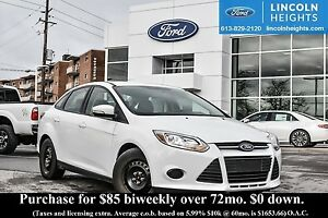 2013 Ford Focus SE - BLUETOOTH - HEATED SEATS