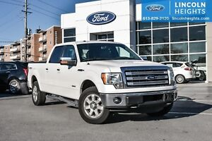 2013 Ford F-150 LARIAT SuperCrew6.5ft. Bed 4WD