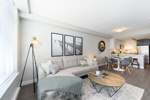 Modern 2 bedroom 1 bath suites in New Westminster, call today!