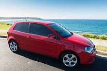 2006 Volkswagen Polo Hatchback Curl Curl Manly Area Preview