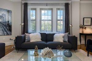 Luxury 2 bedroom, 1 bath apartment in Montreal!