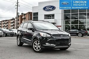 2014 Ford Escape TITANIUM 4WD - BLUETOOTH - POWER PANORAMA ROOF