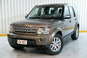 2010 Land Rover Discovery 4 Series 4 10MY TdV6 CommandShift Bronze 6 Speed Sports Automatic Wagon Hendra Brisbane North East Preview