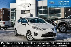 2013 Ford Fiesta SE SEDAN - BLUETOOTH