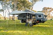 2018 Lumberjack Allendale Offroad Camper Trailer ForwardFold used Ocean Grove Outer Geelong Preview