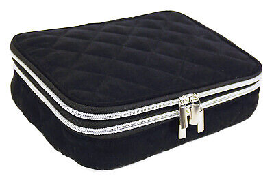 Travel Jewelry Organizer Case Box Bag Pouch Holder Earrings Necklaces Rings