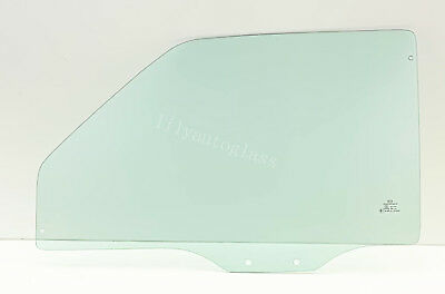 Fit 82-92 Chevy S10 GMC S15 Bravada Driver Side Left Front Door Window Glass