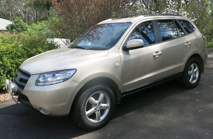 2007 Hyundai Santa Fe Wagon Kearneys Spring Toowoomba City Preview