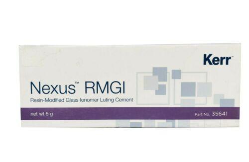 Kerr Nexus RMGI Resin Modified Glass Ionomer Cement Net 5g Dental Material