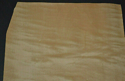 Curly Maple Raw Wood Veneer Sheets 9 X 44 Inches 142nd 7631-7