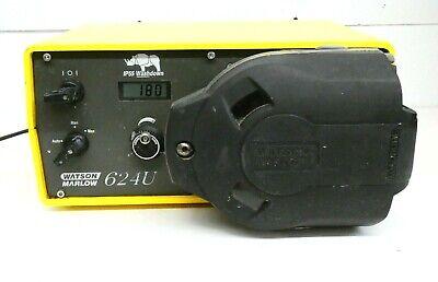 Watson Marlow 624u Auto-control Peristaltic Pump Ip55