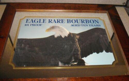 Vintage Eagle Rare Bourbon Bar Mirror
