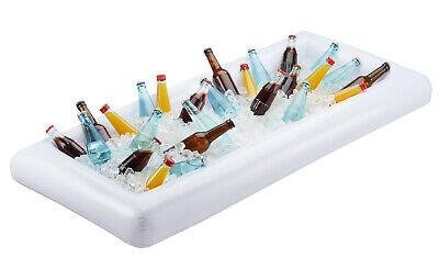 kekühler Aufblasbar Buffet Getränke Kühler Eiskühler 125 cm (Aufblasbarer Eis-buffet)