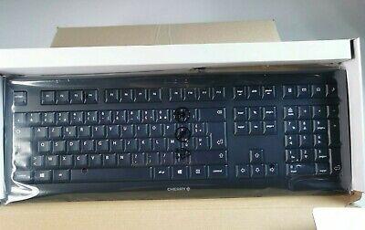 CHERRY/Teclado con Cable USB Azerty Dc 2000 / Negro / Nuevo