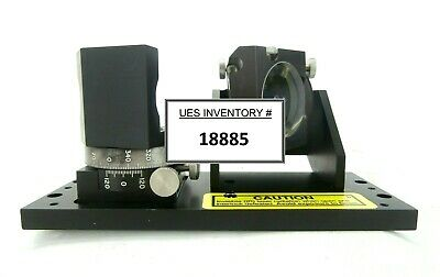 Esi Electro Scientific Industries 9250 Laser Mirror Assembly Parker 008-8994
