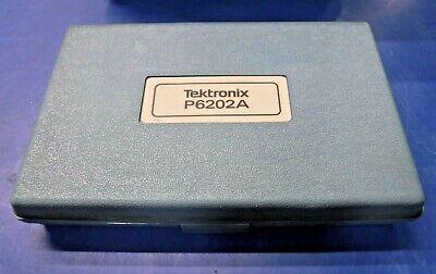 Tektronix P6202a 010-6202-02 Oscilloscope Fet Probe W Hard Case 500 Mhz