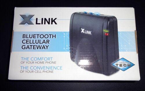 XLINK BT Bluetooth Cellular Gateway---Links Cell to Landline---BRAND NEW !