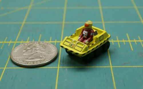 Sixteen 12 SPACE 1999 Alpha Moon Buggy from Episode Collection Sets 1/72 Scale