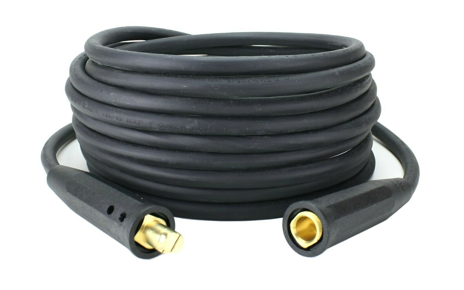 #2 Cable LC40 Male//Female Connectors 200 Amp Welding  Lead Extension