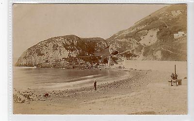 Uncaptioned postcard believed to be Pendine, Carmarthenshire (C20096)