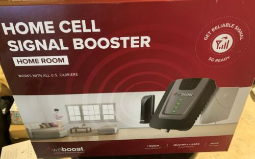 weBoost 472120 Home Room Cell Phone Signal Booster Kit 5G ready