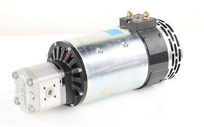 New 0-541-400-052 Rexroth Bosch Electrohydraulic Pump 48v