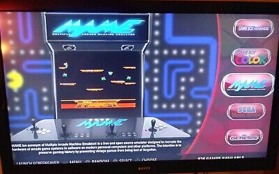 32gb raspberry pi SD card 6,300+retro games Pi 3, 3b , 3b+