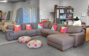 DELIVERY TODAY HUGE U shape EXTREMELY COMFORTABLE corner sofa Belmont Belmont Area Preview