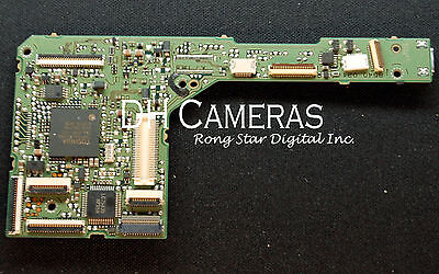 Canon EOS 450D (Rebel XSi / Kiss X2) Main Board PCB MCU MotherBoard Part A0126 for sale  Shipping to Canada