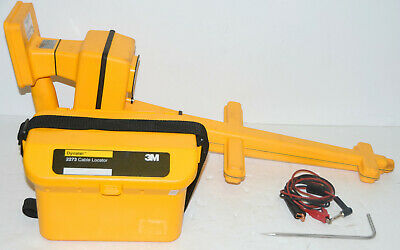 3m Dynatel 2573 Cable Pipe Fault Locator 2273 Transmitter