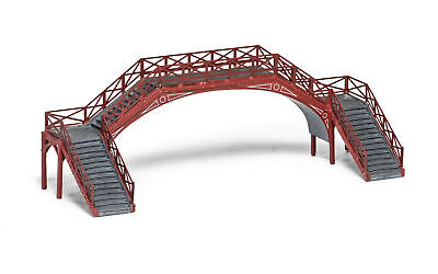 Hornby Harry Potter Hogsmeade Station Footbridge 1:76 Scale OO Gauge R7235