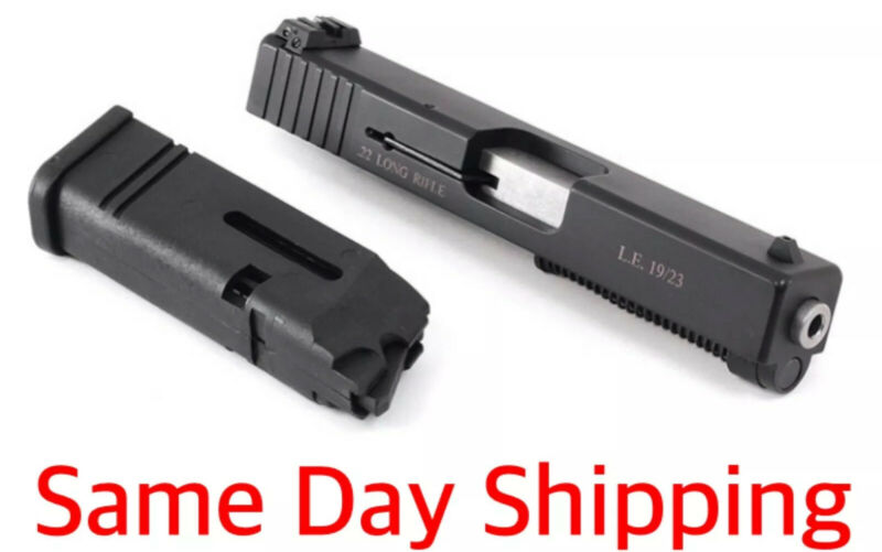 Advantage Arms .22LR LE Conversion Kit For Glock 19 23 Gens 1-3 W/ Range Bag