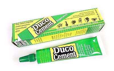 1oz. Tube Devcon Duco Multi-purpose Household Cement Glue Plastic Glass Metal