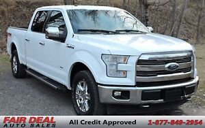 2017 Ford F-150 Lariat: FX4/Fully Loaded/Heated Seats