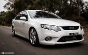 2009 Ford Falcon FG XR6 Turbo MANUAL Paradise Campbelltown Area Preview
