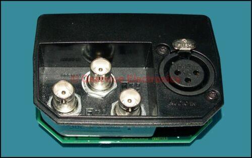 Tektronix WFM90 and WFM91 Waveform Vectorscope Inputs Board Part # 671-3044-00