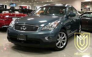 2008 Infiniti EX35 FULLY LOADED|1 OWNER|NO ACCIDENT|CERTIFIED
