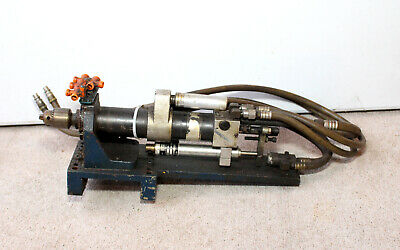 Aro 8255-a28-1 Self Feed Inline Pneumatic Drill Unit 2800rpm Aro 38922 Check