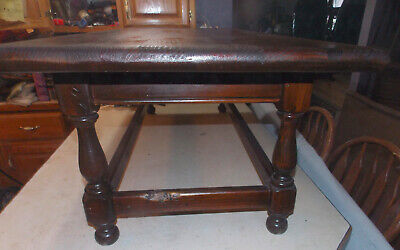 Ethan Allen Mid Century Old Tavern Pine Coffee Table  - $449.10