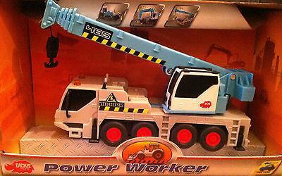 DICKIE Liebherr Power Worker Autokran Friction OVP