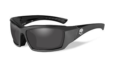 Harley-Davidson® Wiley-X Motorcycle Sun-glasses w/ Silver Flash Lens (Cheap Motorcycle Sunglasses)