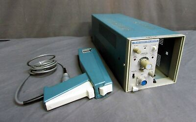 Tektronix Tm502a Mainframe With Am503 Current Probe Amplifier A603 Probe
