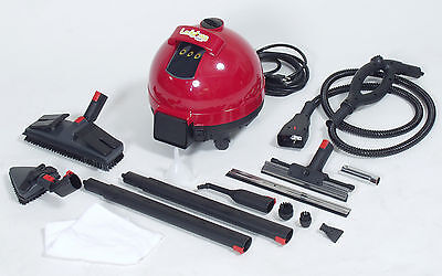 Ladybug 2200s Vapor Steam Cleaner Grout Tile Cleaning 10 Off Sale