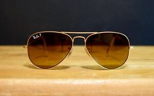 Ray-Ban Aviators in Excellent Condition