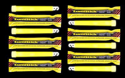 Lumistick Emergency Glow Sticks - 12 6
