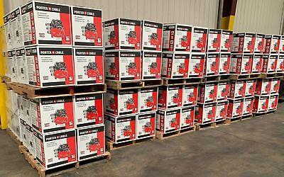 Porter-Cable 0.8 HP 6 Gallon Oil-Free Pancake Air Compressor C2002 Porter Cable