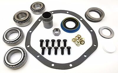 GM Chevy 12 bolt 8.875 Master Bearing Ring and Pinion Kit TRUCK Timken (USA) Bolt Kit Main Bearing