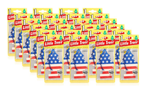 Little Trees Hanging Car and Home Air Freshener, Vanilla Pri